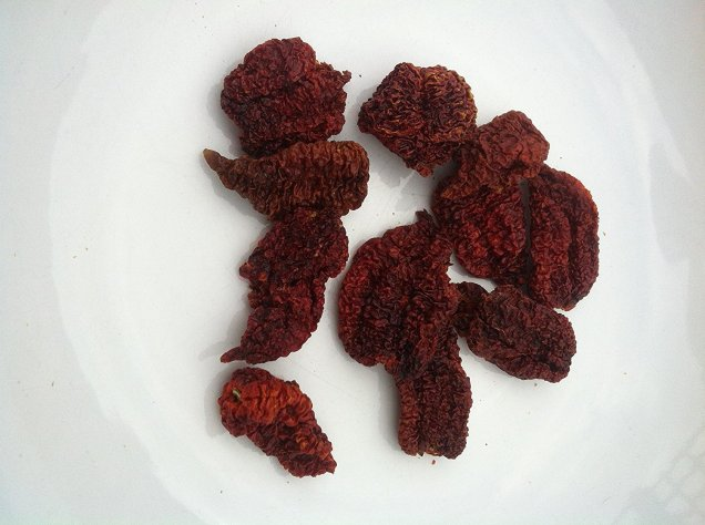 dried (The Hot Pepper Company)