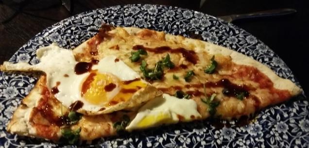 eggiyakipizza