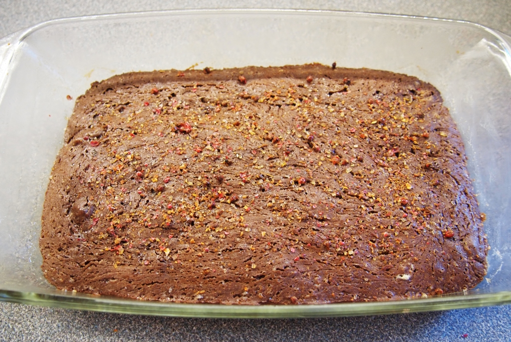 PeppercornBrownie